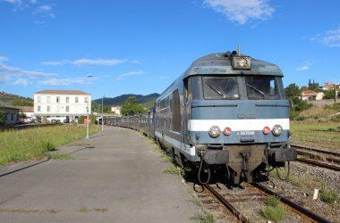 Gare Alès