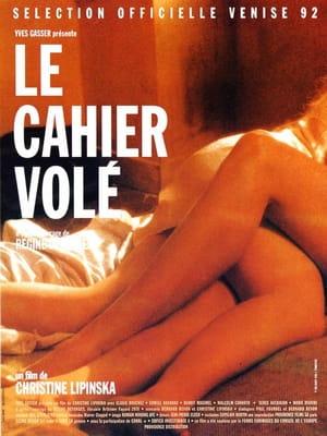 """Affiche film """"Le Cahier Volé"""""""