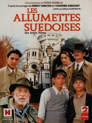 """Affiche film """"Les Allumettes Suédoises"""""""